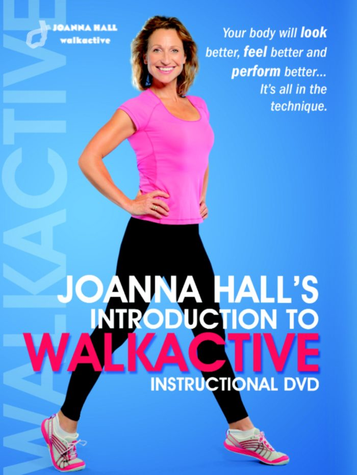 Joanna Hall's Introduction to WalkActive Instructional DVD