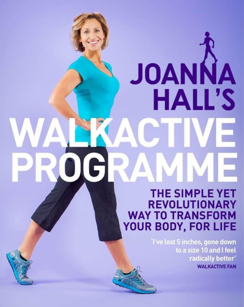 Joanna Hall's WalkActive Book